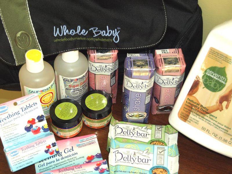 Whole Baby Daiper Bag